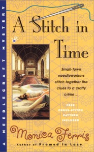 A Stitch in Time Book Cover