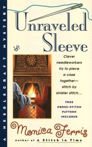 Unraveled Sleeve Book Cover