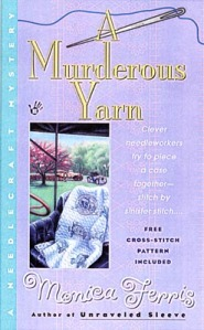 A Murderous Yarn Book Cover