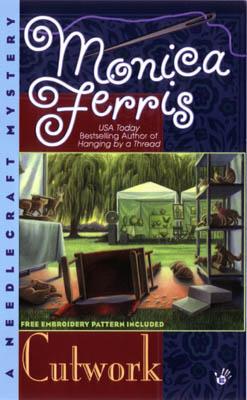 Cutwork Book Cover