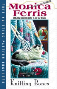 Knitting Bones Book Cover