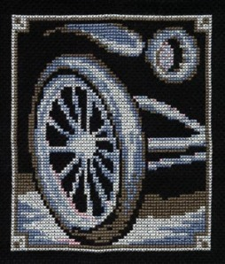 Old Car Pattern